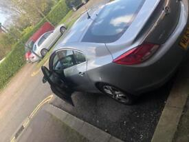 Vauxhall insignia very low mileage with fully vauxhall service history