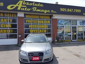 2008 Audi A4 Sline W/Navi and DVD