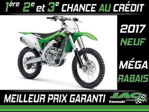 2017 Kawasaki KX250F Défiez nos prix