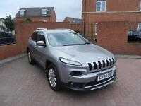 Jeep Cherokee M-JET LIMITED (grey) 2015-01-22