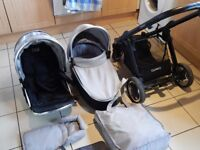 Oyster 2 Pram Carrycot Car Seat Accessories
