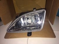 Ford Fiesta MK5 Front Drivers Side Fog Lamp