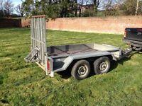 Idespention plant trailer 8x4