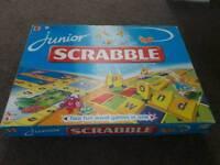 Junior Scrabble board games