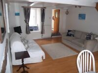 2 bed furnished cottage to let Carbis Bay St Ives Cornwall