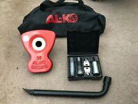 ALKO AL-KO ALCO SECURE Caravan wheel lock 36