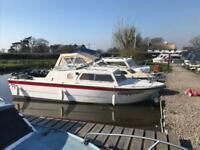 Norman 20ft canal/river cruiser