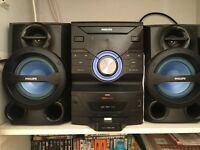 Philips Sound System With Docking Station