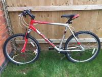 Men's Specialized Hardrock mountain bike