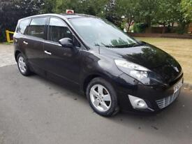 RENAULT GRAND SCENIC 1.5 dCi Dynamique TomTom 5dr (black) 2010