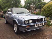 1990 BMW E30 318i LUX 2 Door Petrol Automatic Low Mileage