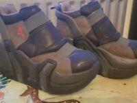 Swear shoes