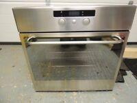 Fan oven/grill