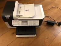 HP office jet 6500 printer scanner fax