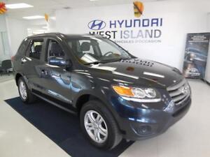 2012 Hyundai Santa Fe GL 2.4L FWD 54$/semaine