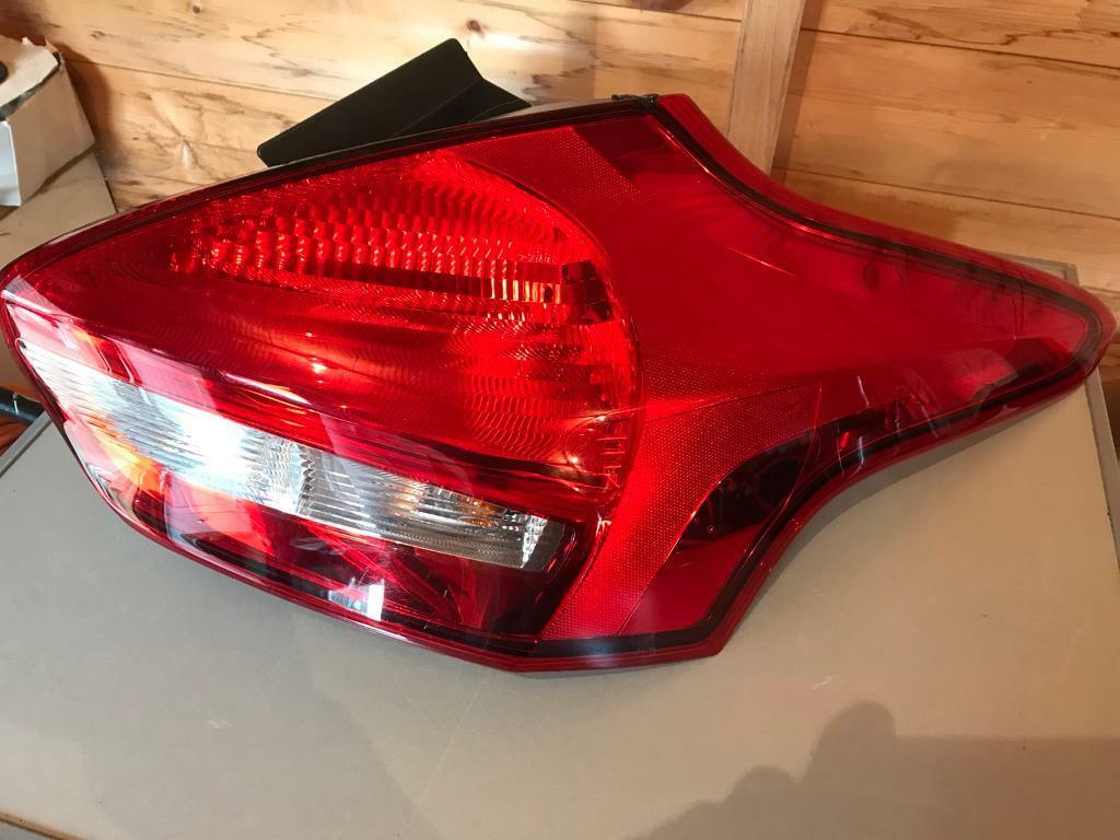 2017 Ford Focus Offside Rear Light Cer