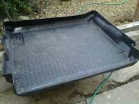 Landrover discovery 4 boot liner
