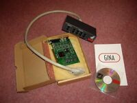 ECHO Event Gina Soundcard and Breakout Box