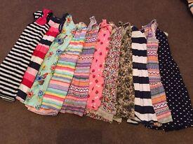 11 girls dresses
