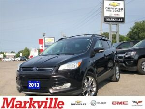 2013 Ford Escape SEL-NAVI-ROOF-LEATHER-CERTIFIED PRE-OWNED