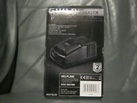 Guild 18v battery charger ACG18LD3 New unused in box
