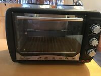 Mini Electric Oven/Cooker and Rotisserie