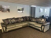 SOFA SALE - Brand New Large Corner Sofa