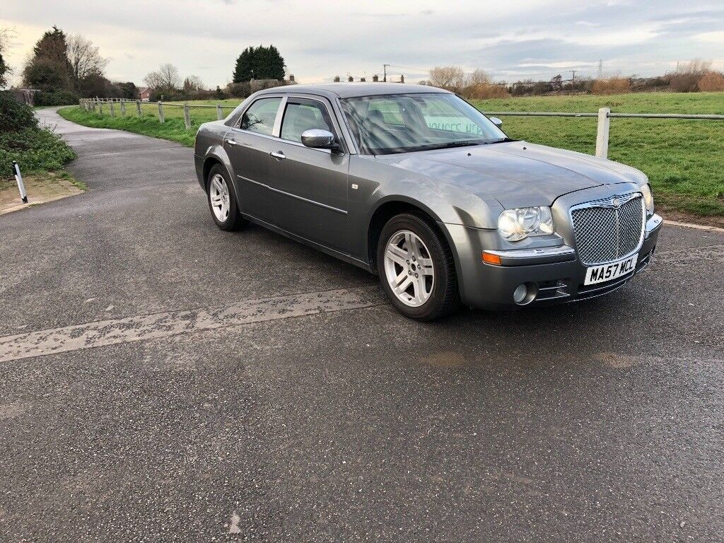 Chrysler 300c 3.0CRD 2007