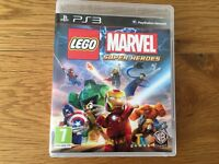 Lego Marvel Super Heroes for PS3