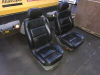 ERF leather seats / VW leather seats