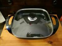 Judge non-stick electric skillet pan 1500W