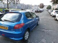 Peugoet 206 very good condition