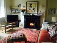 Two lovely bedrooms to rent between June and September close to city centre and the University