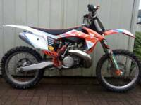 Ktm sx 250 2012