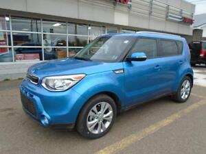 2016 Kia Soul EX+ $121* Bi-weekly NEW VEHICLE/FULL FACTORY WARRA