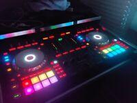 DJ Controller ( PIONEER - DDJ-SX3 ) + MAGMA FLIGHT CASE