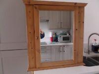 Bathroom Cabinet - Pine