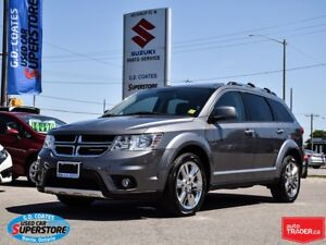 2012 Dodge Journey R/T AWD ~Heated Leather ~Power Moonroof ~Blue