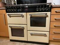 Stoves range gas oven with hob