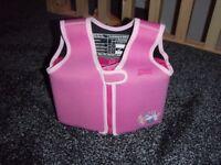 childrens swim suit jacket new