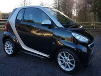 2013 SMART FORTWO PASSION MHD AUTO COUPE