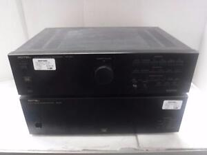 Rotel Amp and Pre-Amp Combo RB-985 & RSP-980. We buy and sell used goods. 113425