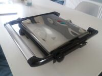 Large Cookworks Toastie Maker - big enough for 4 sandwiches. Good condition. For collection only.