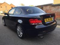2008 bmw 1 series diesel coupe m sport, similar to bmw 3 series m sport coupe
