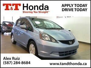 2010 Honda Fit LX *Local Car, No Accidents*