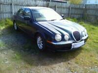 2001 JAGUAR S TYPE (IF AD STILL UP IT'S STILL AVAILABLE)