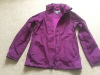 Waterproof, Ladies, Regatta Coat / Jacket, Size 12