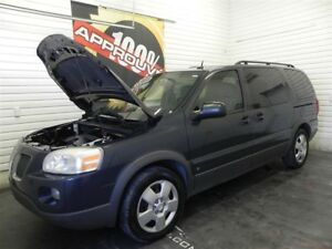2009 Pontiac Montana SV6 allongé, 7 Places, Air climatisé