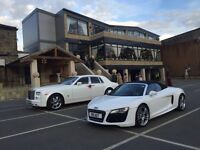 Rolls Royce hire Bradford. Car hire Bradford. Phantom hire. Super car hire. Wedding car hire.