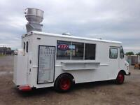Chip truck / chip wagon / chip stand / cantine / food truck